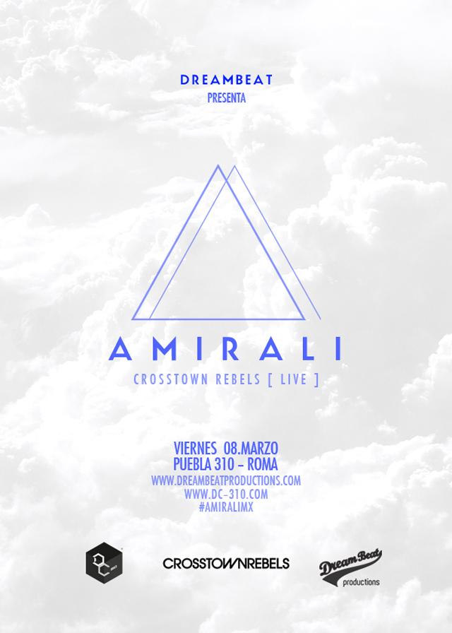Flyer Amirali