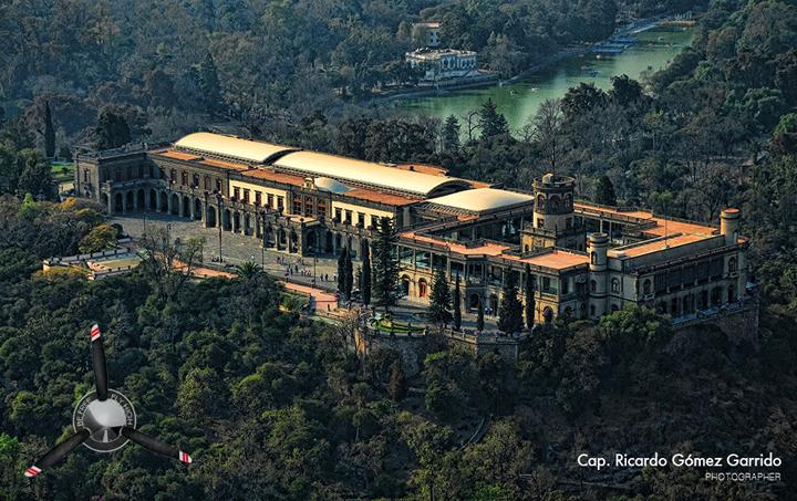 Castillo de chapultepec wedding