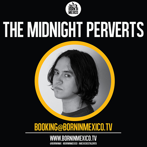 The Midnight Perverts - Grene EP