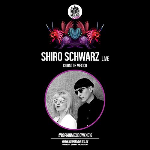SHIRO SCHWARZ