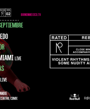 RatedR BIMWKND18